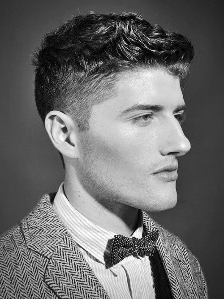 Permalink to 10 Elegant Short Haircuts For Curly Hair Guys Ideas