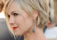 Elegant short low maintenance hairstyles for round faces google Short Haircuts For Round Faces Choices