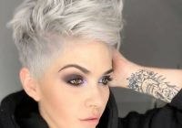 Elegant the 15 best short hairstyles for thick hair trending in 2020 Styling Really Short Hair Choices