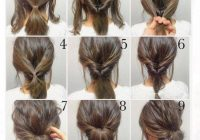 Elegant top 100 easy hairstyles for short hair photos what a Updo Hairstyles For Short Hair Pinterest Inspirations