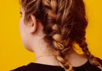 Elegant what sleeping in braids to create overnight waves did to 12 Ways To Braid Your Hair At Night Inspirations