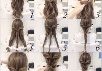 Fresh 10 quick and easy hairstyles step step braids for Quick And Easy Braided Hairstyles For Medium Hair Choices