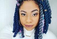 Fresh 125 trendy yarn braids you should wear Braids With Yarn Hair Styles Inspirations