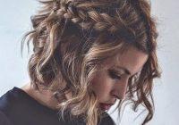 Fresh 20 inspiring braid ideas for short hair le fashion hair Braid Hairstyles For Short Curly Hair Inspirations