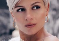 Fresh 25 beautiful short hairstyles for thick hair Very Short Hairstyles For Thick Hair Choices
