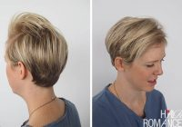 Fresh 3 quick and easy ways to style short hair hair romance Good Ways To Style Short Hair Ideas