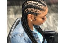 Fresh 30 beautiful fishbone braid hairstyles for black women Fishbone Hair Braid Style Choices
