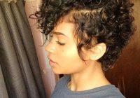 Fresh 35 cute hairstyles for short curly hair girls Curly Styles For Short Black Hair Ideas