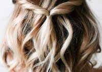 Fresh 36 five minute gorgeous and easy hairstyles lovehairstyles Cute Hairstyles For Short Hair Easy To Do Ideas