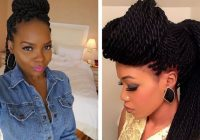 Fresh 49 senegalese twist hairstyles for black women stayglam Styles For Packing Braided Hair Choices