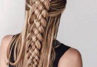 Fresh 50 gorgeous braids hairstyles for long hair Long Hair Braid Styles Choices