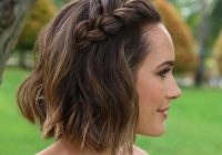 Fresh 50 superb wedding looks to try if you have short hair hair Cute Short Hairstyles For Bridesmaids Ideas