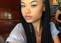 Fresh 66 of the best looking black braided hairstyles for 2020 New Braid Styles For Black Hair Choices