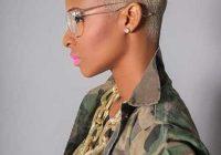 Fresh blonde dyed short hair black women black women hairstyles Dye Short Hair Styles Choices
