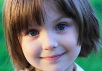 Fresh cute and comfortable little girl haircuts to give a try to Little Girl Short Haircut Ideas