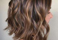 Fresh dark brunette base caramel highlights bayalage http Short Brown Hair Ideas Tumblr Ideas