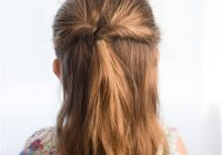 Fresh easy hairstyles for girls that you can create in minutes Easy Hairstyles For Long Hair No Braids Ideas