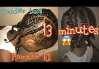 Fresh hairstyle for toddler boys 2 youtube Braiding Hairstyles For Boy Toddlers Inspirations