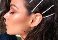 Fresh hairstyles for short hair for wedding guest 25 Short Hairdos For Wedding Guest Inspirations