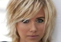 Fresh how to style a layered bob with bangs google search Short Bob Haircuts With Bangs And Layers Choices