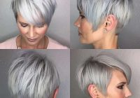 Fresh pin on style Short Grey Hair Styles Ideas