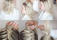 Fresh tutorial for beginners hairstyle short hairstyle braids Simple Braided Hairstyles For Short Hair Step By Step Choices