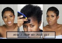 how i cut relax style my short hair at home pixie cut Styling My Short Hair Inspirations