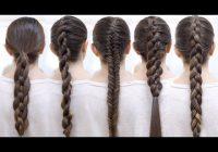 how to braid your hair 6 cute braid for beginners youtube Cool Braid Long Hair Ideas