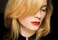 how to style your short hair while blow drying Blow Dry Short Hair Styles Ideas