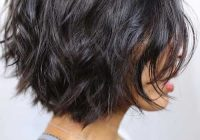 keep right up to date with approaching brand new hair trends Short Layered Styles For Thick Hair Ideas