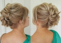 mother of the bride updo for shorter hair mother of the Short Hair Mother Of The Bride Styles Choices