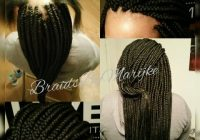 my client suffers from alopecia but you cannot tell Braid Styles For Thin Black Hair Choices