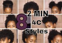 pin on natural hair growing tips Easy Natural Hairstyles Short Hair Ideas