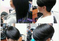 pin sheree mason on natural hair short quick weave Styles For Short Hair Weavon Choices