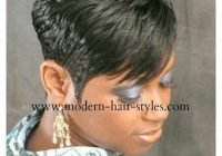 short quick weave tapered short weave hairstyles quick Short Weave Hairstyles For Round Faces Ideas