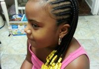 Stylish 14 lovely braided hairstyles for kids pretty designs Black Kids Hair Braiding Styles Choices