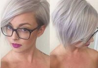 Stylish 14 short hairstyles for gray hair Short Haircuts For Grey Hair Inspirations