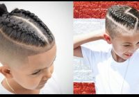 Stylish 18 cutest little boy braids for 2020 child insider Braiding Hairstyles For Little Boys Inspirations