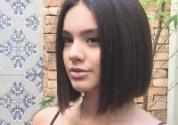 stylish 20 cute hairstyles for short straight hair short Short Haircut Styles Straight Hair Choices