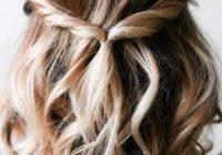 Stylish 20 stunning diy prom hairstyles for short hair Easy Hairstyles For Prom Short Hair Choices