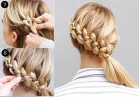 Stylish 21 braids for long hair with step step tutorials Cute Easy Braided Hairstyles For Long Hair Choices