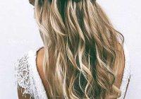 Stylish 25 elegant half updo wedding hairstyles 3 wedding Half Up Half Down Braided Hairstyles Pinterest Choices