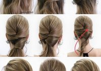 Stylish 34 diy hairstyle tutorials for wedding and prom hair Short Hair Tutorial For Prom Inspirations