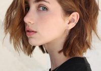Stylish 35 best short hairstyles for round faces in 2020 in 2020 Short Haircuts On Round Faces Ideas