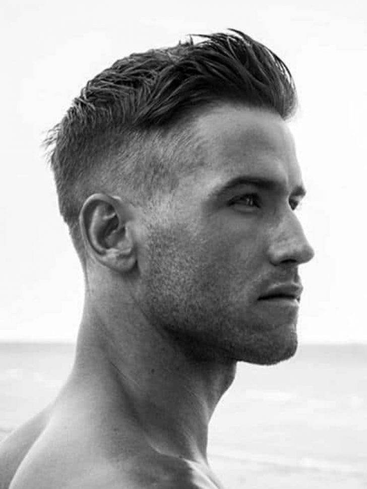 Permalink to 9   Short Haircuts For Men With Thick Hair Ideas