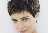 Stylish 55 alluring ways to sport short haircuts with thick hair Really Short Haircuts For Thick Hair Inspirations