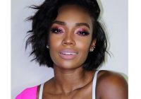 Stylish 6 short relaxed hair looks from instagram thatll make you Hairstyle For Short Relaxed Hair Choices