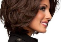 Stylish 60 classy short haircuts and hairstyles for thick hair Short Layered Styles For Thick Hair Ideas