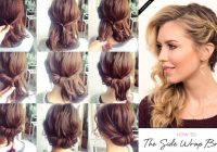 Stylish 60 easy step step hair tutorials for long mediumshort Simple Braided Hairstyles For Short Hair Step By Step Inspirations