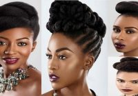 Stylish afro hair 4 ideas for natural wedding hairstyles for women Styling Ideas For Natural African American Hair